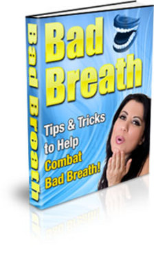 Product picture Bad Breath Cure - Discover How You Can Combat Bad Breath