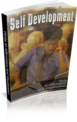 Product picture Self Development - Hints in Affirmation And Visualization